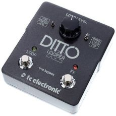 Педаль TC Electronic Ditto X2 Looper