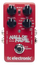 Педаль TC Electronic Hall of Fame Reverb